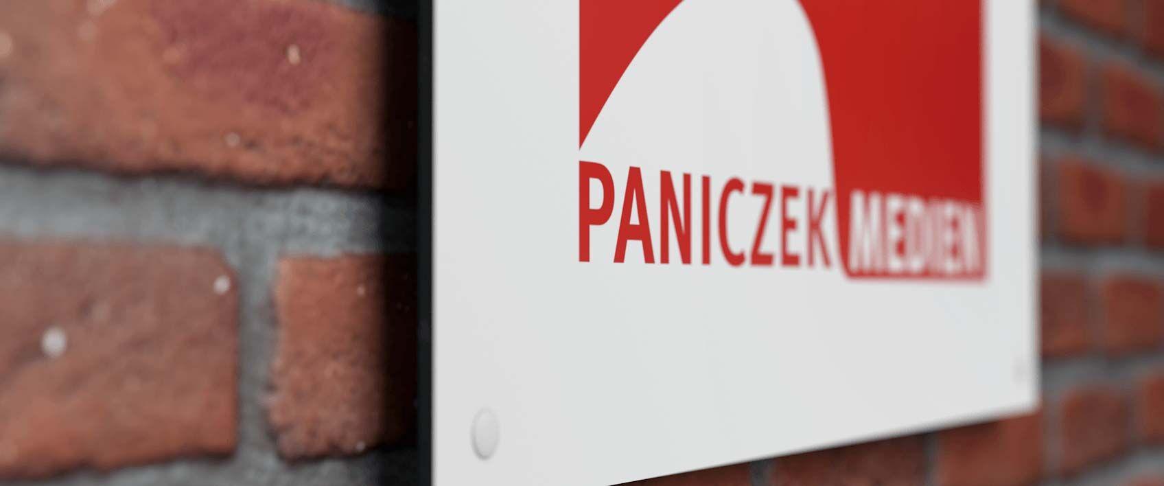 Über die Druckerei Paniczek in Krefeld